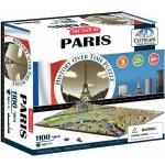 Wiky 4D Puzzle City Paříž