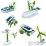 POWERplus Junior Solární hračka CHAMELEON 6v1