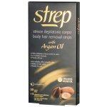 Opilca Strep voskové pásky Face & Bikini depilace Argan 20 ks