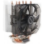 Chladič Zalman CNPS8X Optima 100mm fan PWM, 3x heatpipe; CNPS8X OPTIMA