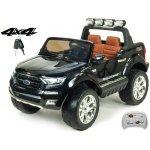 DAIMEX Dvoumístný Ford Ranger Wildtrak 4x4 EVA kola černá metalíza