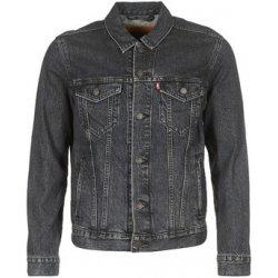 170ebd2b917 Levis Riflová THE TRUCKER jacket černá