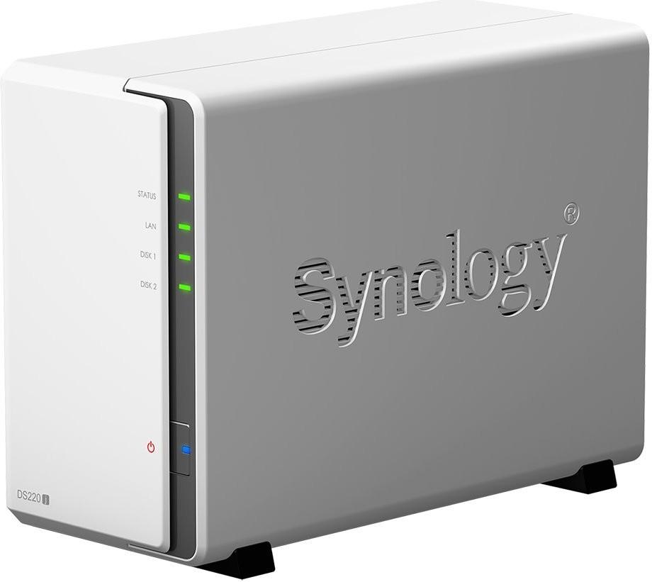 Recenze Synology DiskStation DS220j