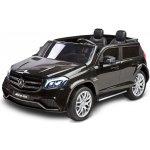 Toyz elektrické autíčko Mercedes GLS63 2 motory black černá
