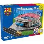 Nanostad 3D puzzle fotbalový stadion Spain Camp Nou FC Barcelona