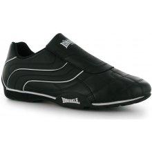 Lonsdale Camden Slip Mens Trainers Black/White