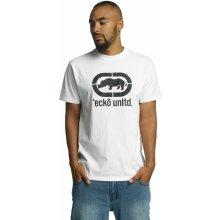 EckoUnltd. John Rhino T Shirt White/Black