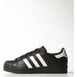 Dětská bota Adidas Superstar foundation j černá c5c7f31b6a3