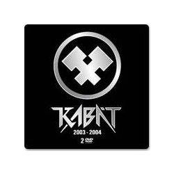 Kabát: 2003 - 2004 DVD