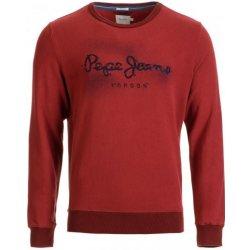 Pepe Jeans pánská mikina Bow červená alternativy - Heureka.cz d6860785e4