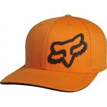Fox Racing Signature Flexfit Hat čepice Orange 151b127948