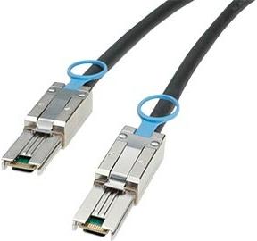 4fa9dc871 Roline 11.03.1588 Externí mini SAS kabel 2x SFF-8088, 1,5m, černý od 2 560  Kč - Heureka.cz
