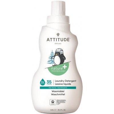 ATTITUDE Prací gel pro děti s vůní hruškové šťávy 1050 ml (35 pracích dávek)
