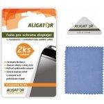 Aligator - Nová ochranná fólie ALIGATOR SonyEricsson ST15i Xperia Mini, 2ks + aplikátor