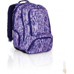 Topgal studentský batoh HIT 821 I Violet Heureka.cz