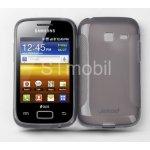 Pouzdro Jekod TPU ochranné Samsung S6102 Galaxy Y DUOS černé