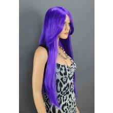 Elementrix 16-T2410 dámská paruka dlouhá fialová