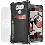 Pouzdro Ghostek - LG G6 Wallet Case Exec Series černé