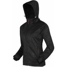 Husky Tamy dámská softshell bunda černá