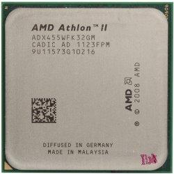 AMD Athlon II X3 455
