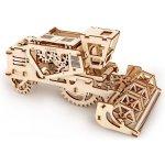 Ugears 3D mechanický model Kombajn