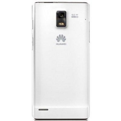Kryt Huawei Ascend P1 zadní bílý