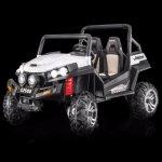 Beneo elektrické autíčko RSX 4x4 bílá