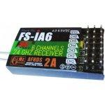 Přijímač FlySky FS-IA6 6CH 2.4GHz