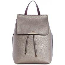 a70a44c65c Guess dámský batoh varsity pop logo backpack pewter