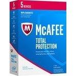 McAfee Total Protection 5 lic. Elektronická licence (MTP00QNR5RDD)