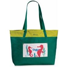 fbd51ed391 Fabrizio Letní taška plážová taška 50293-5600 zelená