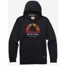 Burton mikina UNDERHILL FZ TRUE BLACK adb5493e279