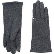 Art of Polo dámské zimní rukavice šedé rk16363.2
