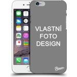 Silikonový obal pro Apple iPhone 6/6S - Vlastní motiv