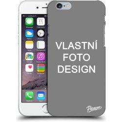 Pouzdro na mobilní telefon Pouzdro Picasee silikonové Apple iPhone 6 6S -  Vlastní design  31dbfe582af
