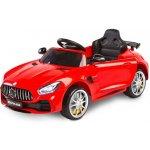 Toyz elektrické autíčko Mercedes GTR 2 motory red