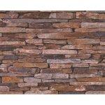 A.S. Création 914217 Vliesová tapeta na zeď Woods and Stone, rozměry 0,53 x 10,05 m