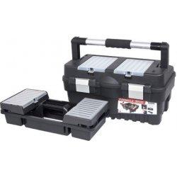 """Kufry na nářadí kufr na nářadí 18"""" FORMULA 500 S Al PLUS 462x256x242mm"""