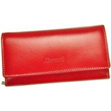 Lorenti Dámská kožená peněženka RD 12 BAL červená