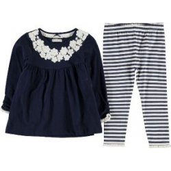 Crafted Two Piece Tunic Set Infant Girls