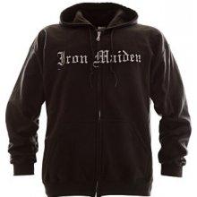 Iron Maiden černá černá