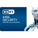 ESET Mail Security pro IBM Lotus Domino 5 lic. 3 roky update (NODDOM005U3)