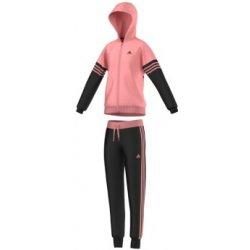 Adidas Performance YG TS HD CO Růžová Černá