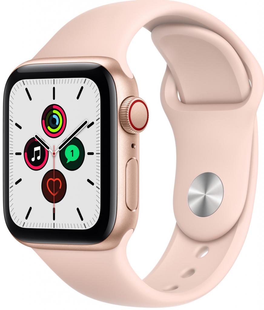 Apple Watch SE GPS + Cellular 44mm na Heureka.cz