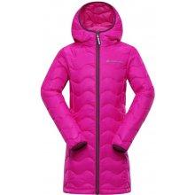Alpine pro Adrianno dívčí prošívaný kabát