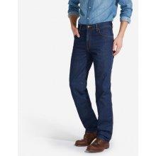 678c1668e8ef modrá · Wrangler pánské jeans W121-05-009 Texas Darkstone