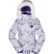 Kilpi KAINU bílá Dámská snowboardová zimní bunda