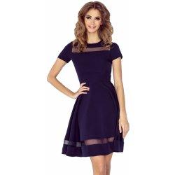Morimia dámské módní šaty s rozšířenou sukní tmavě modrá alternativy ... 12197576f7