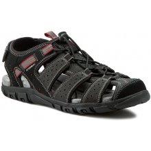 Sandály GEOX - U S Strada B U6224B 00050 C9999 Černá
