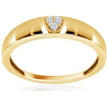 Snubni Prsteny Od 3 000 Do 10 000 Kc Pro Zeny Zlute Zlato